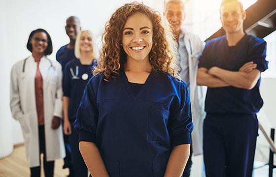 UCBCares för hälso-och sjukvårdpersonal